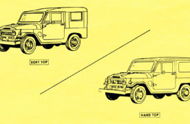 FJ40 Collision Estimator